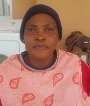 Our new aunty, Thulile